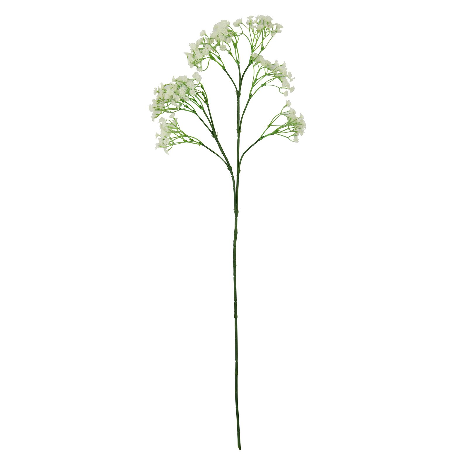 Baby s Breath Flower Spray Artificial Plastic Silk Stems Gyp Gypsophila