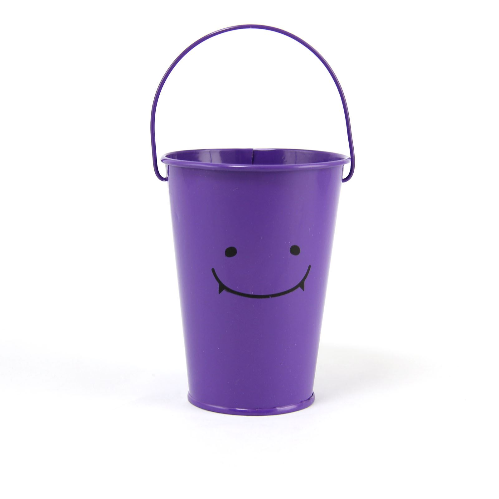 Tall smiley face bucket with long handle for Small pail buckets