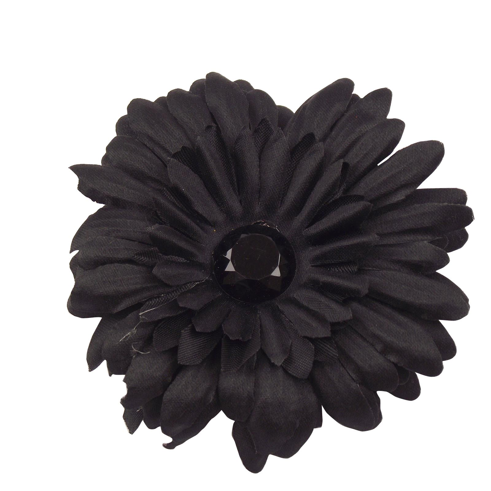 3 In 1 Gerbera Hair Clip Pin Badge Buy 3 Get 4th Free Head Flower