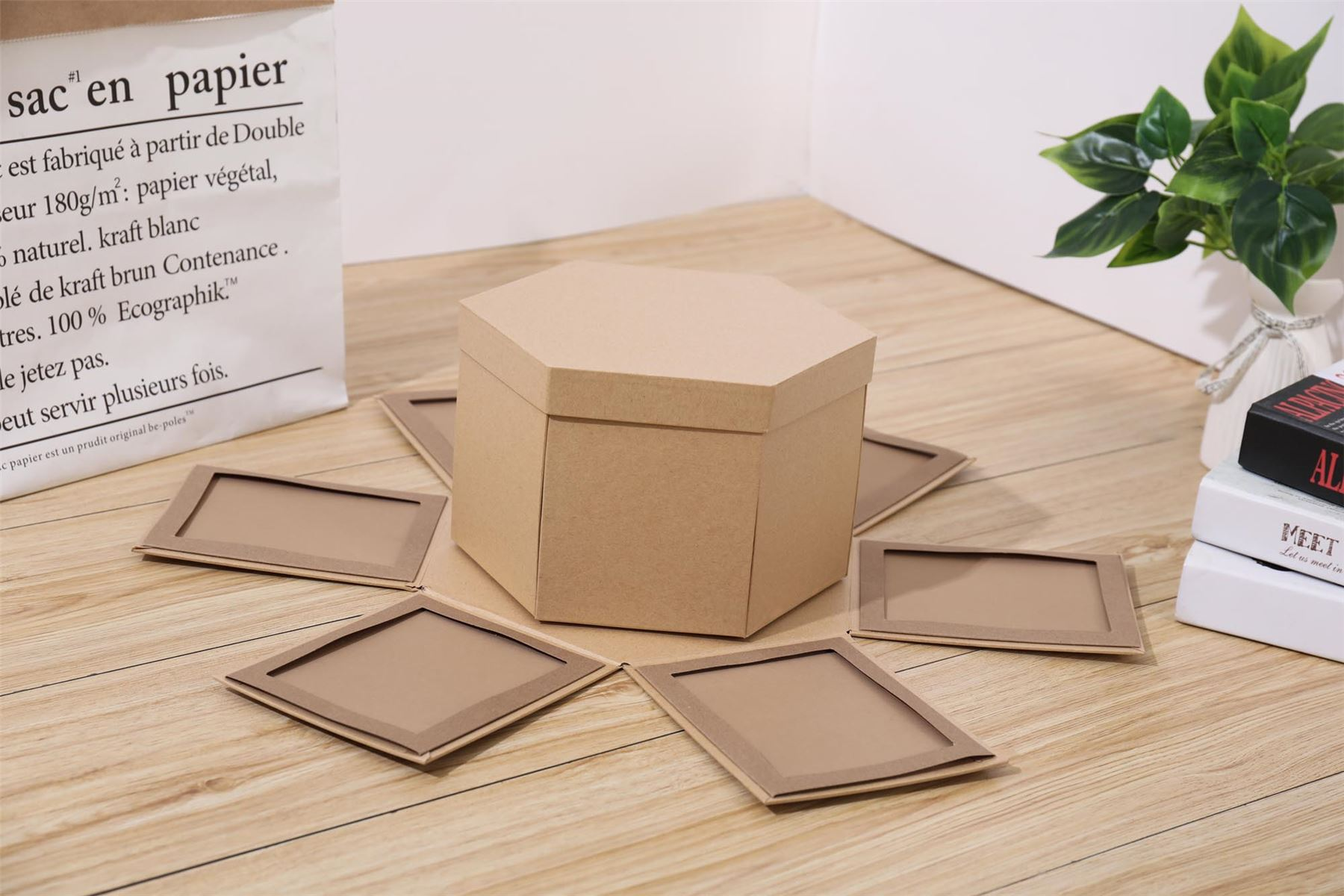 Drop-Down-5-Box-Photo-Surprise-Set-MAKE-A-WOW-REVEAL miniatuur 13
