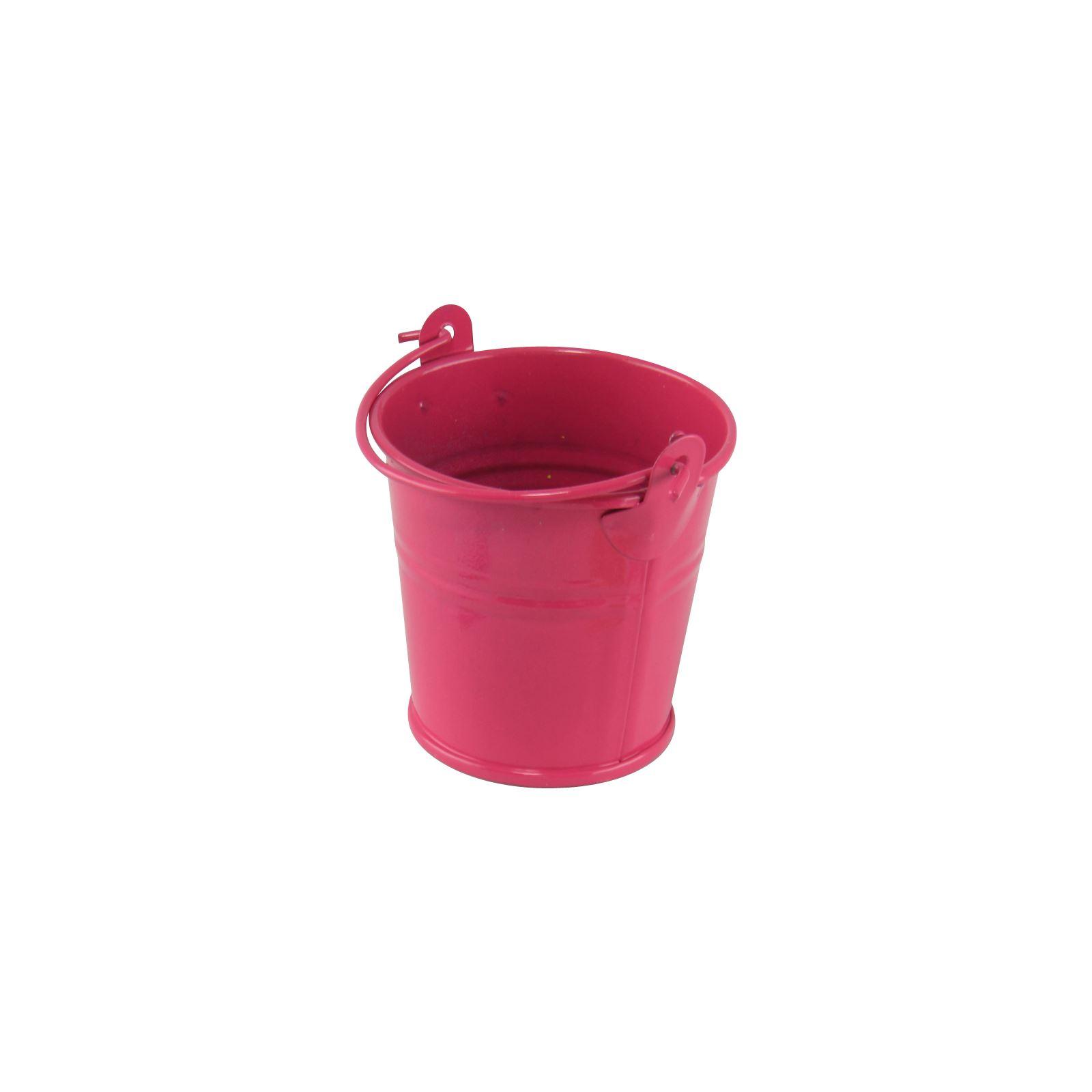 Mini 5.5cm Favour Pails - Wedding Favor Bucket Small Tiny Garden ...