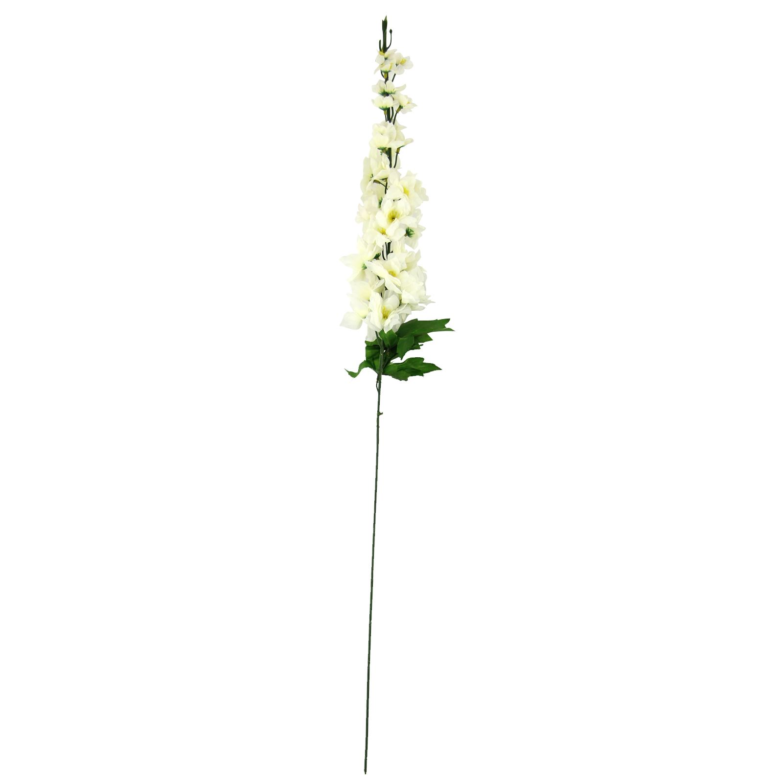 Single Delphinium Spray Stem Artificial Silk Flowers Long Spray Ebay