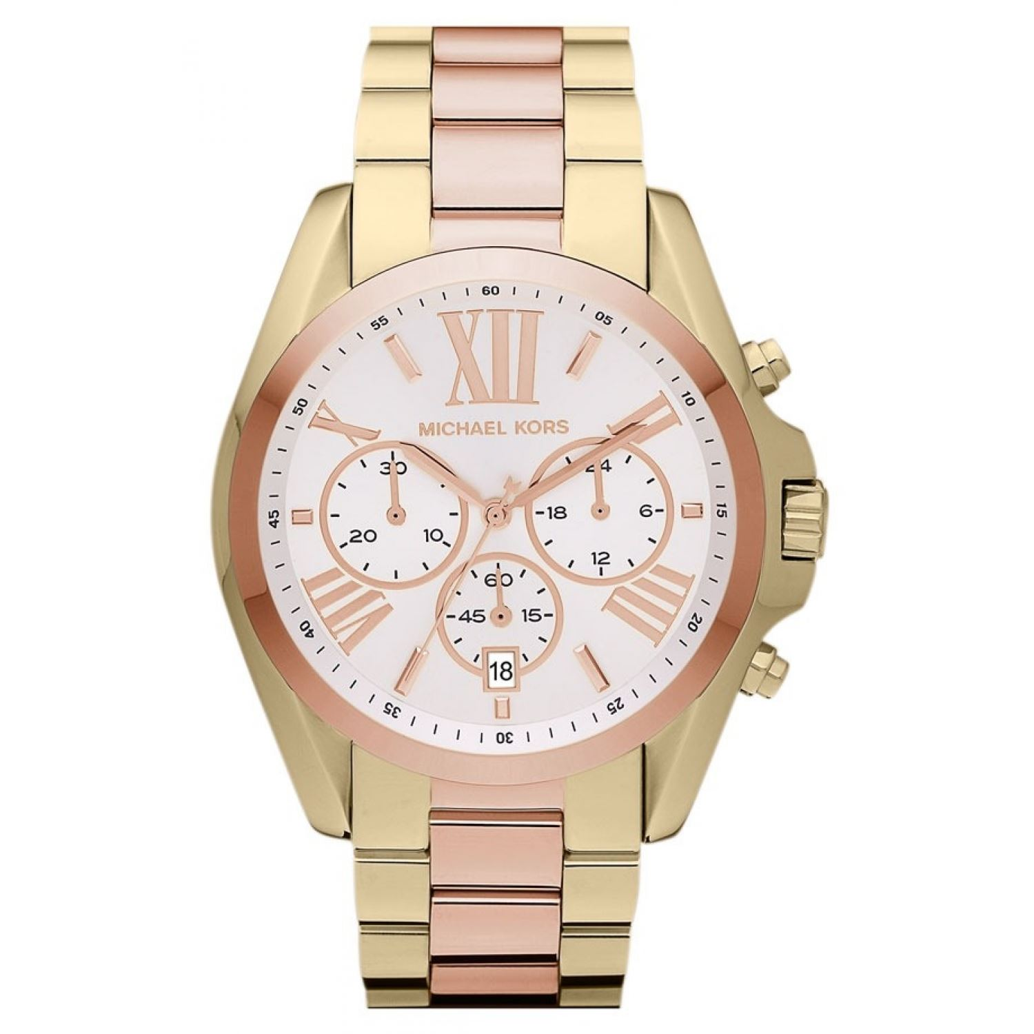 96f6820bc1c9 Details about Michael Kors SMART WATCH RRP £289 Yellow Rose Gold MK5651  Xmas Gift Present UK