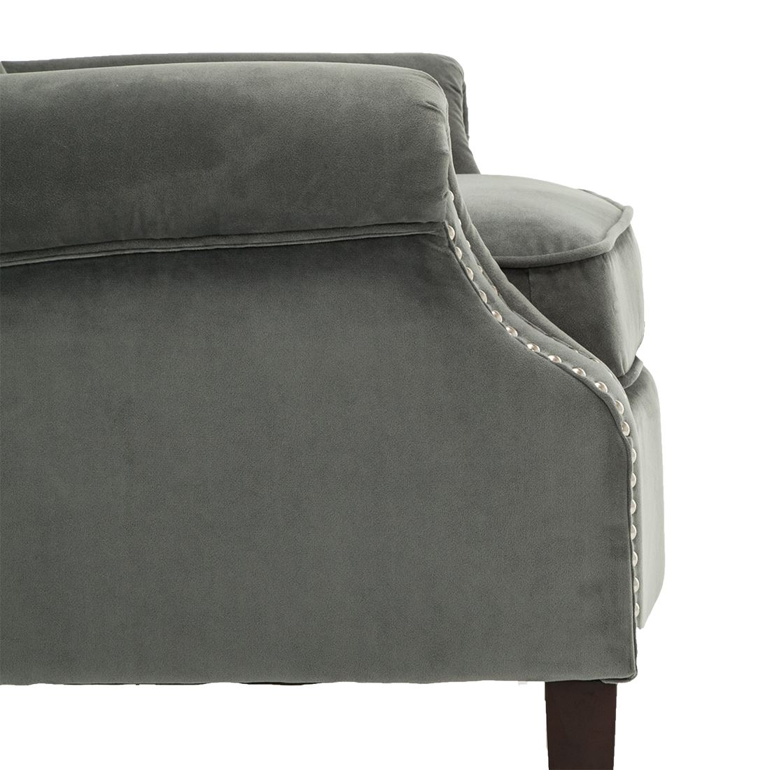 Olenka-Crushed-Velvet-Wing-Back-Occasional-Lounge-Accent-Chair-Fabric-Armchair