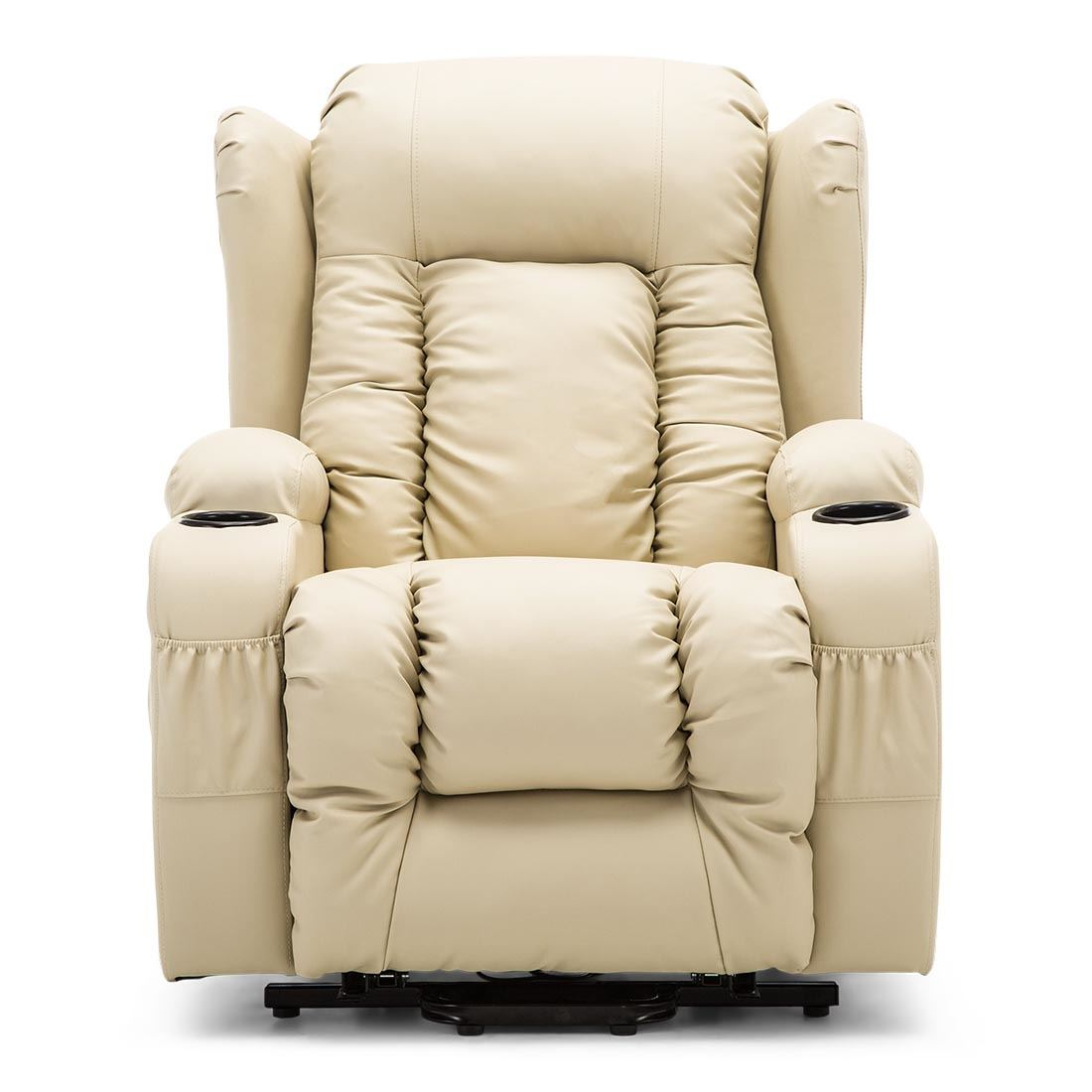 CAESAR-DUAL-MOTOR-RISER-RECLINER-LEATHER-MOBILITY-ARMCHAIR-MASSAGE-HEATED-CHAIR thumbnail 22