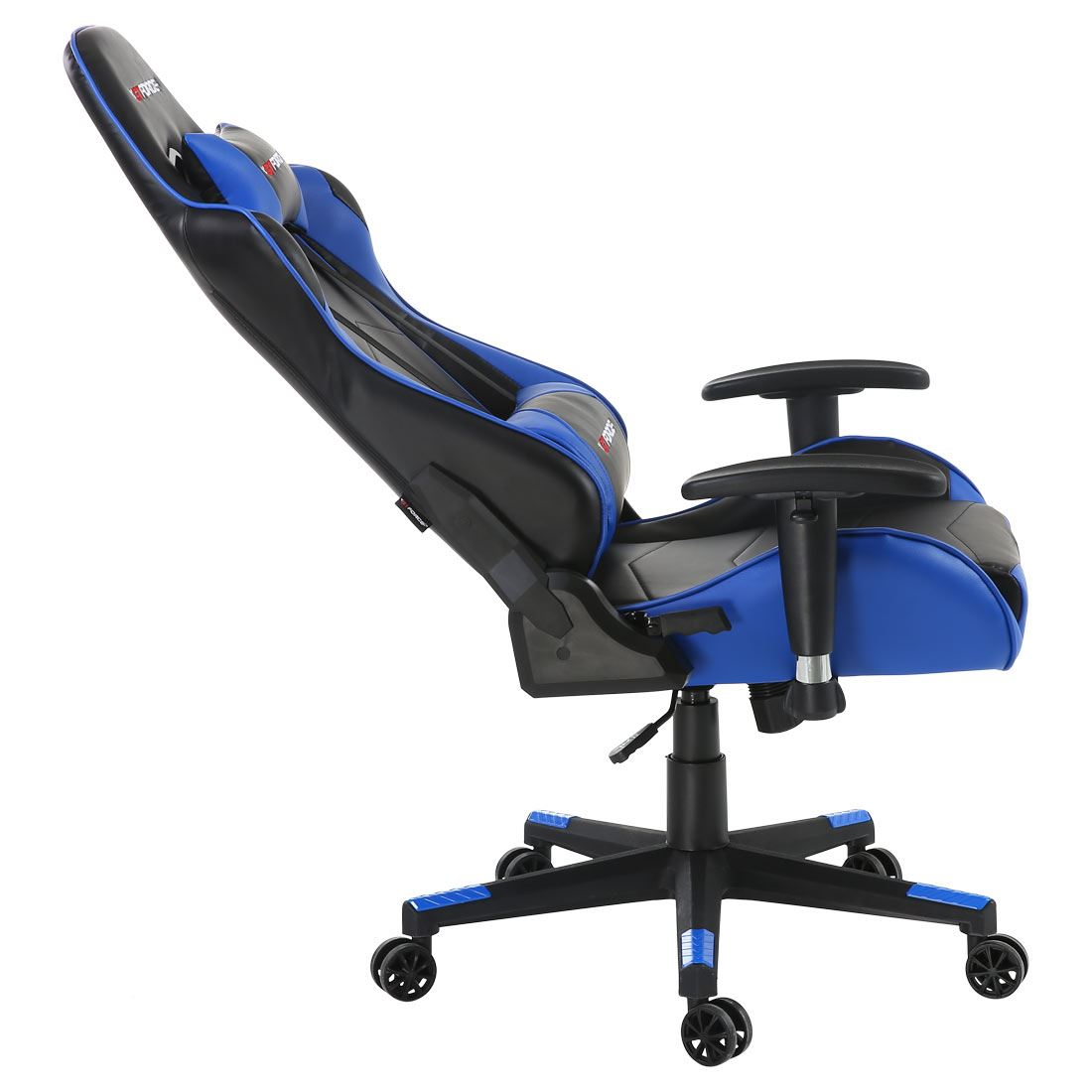 Magnificent Details About Gtforce Pro Fx Reclining Sports Racing Gaming Office Desk Pc Car Leather Chair Squirreltailoven Fun Painted Chair Ideas Images Squirreltailovenorg