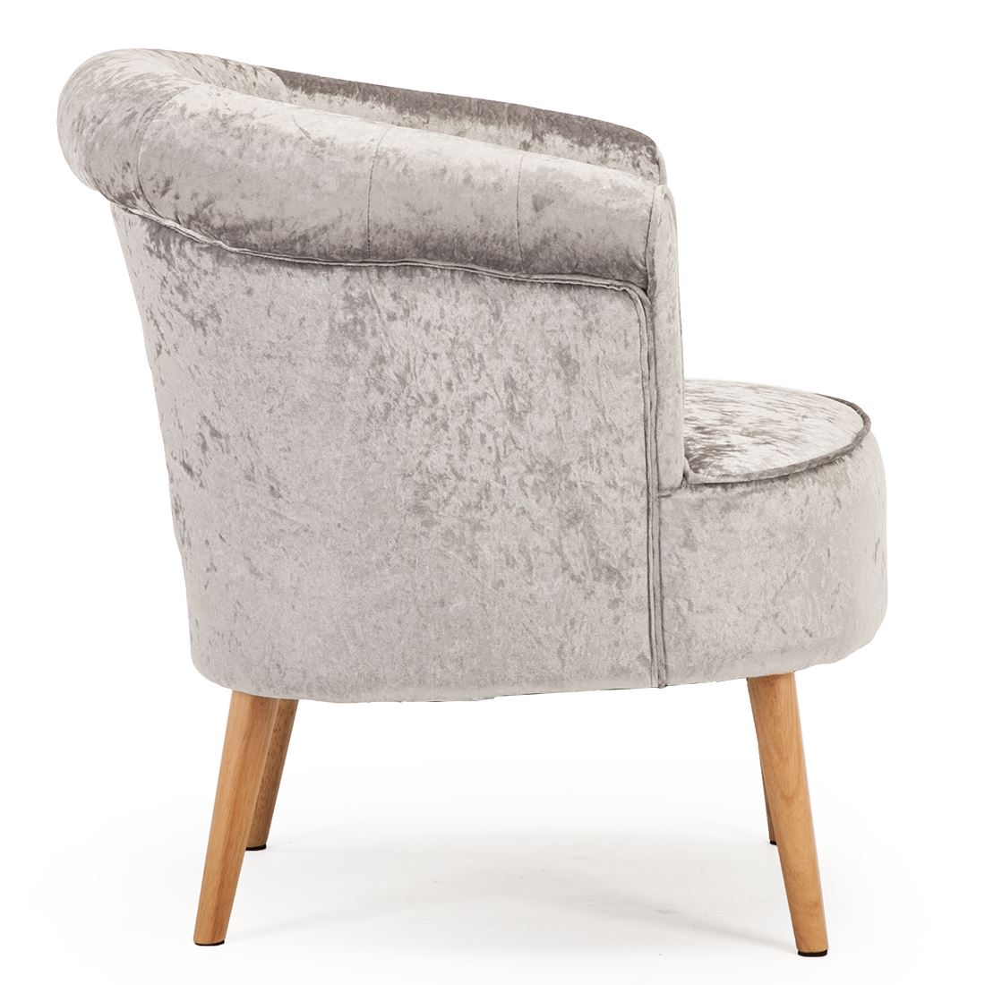 Dahlia-Crushed-Velvet-Occasional-Accent-Bedroom-Lounge-Tub-Chair-Armchair-Fabric