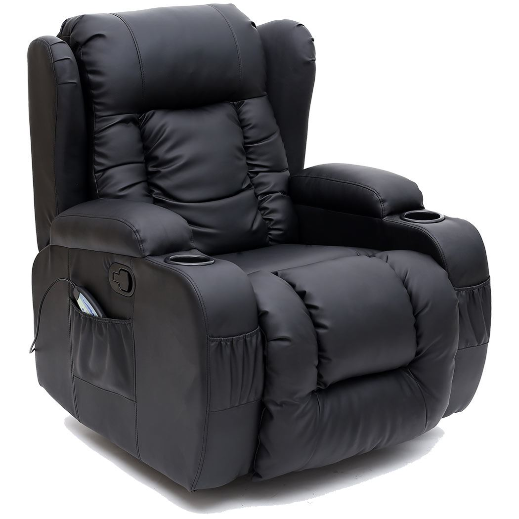 CAESAR-10-IN-1-WINGED-LEATHER-RECLINER-CHAIR-ROCKING-MASSAGE-SWIVEL-HEATED