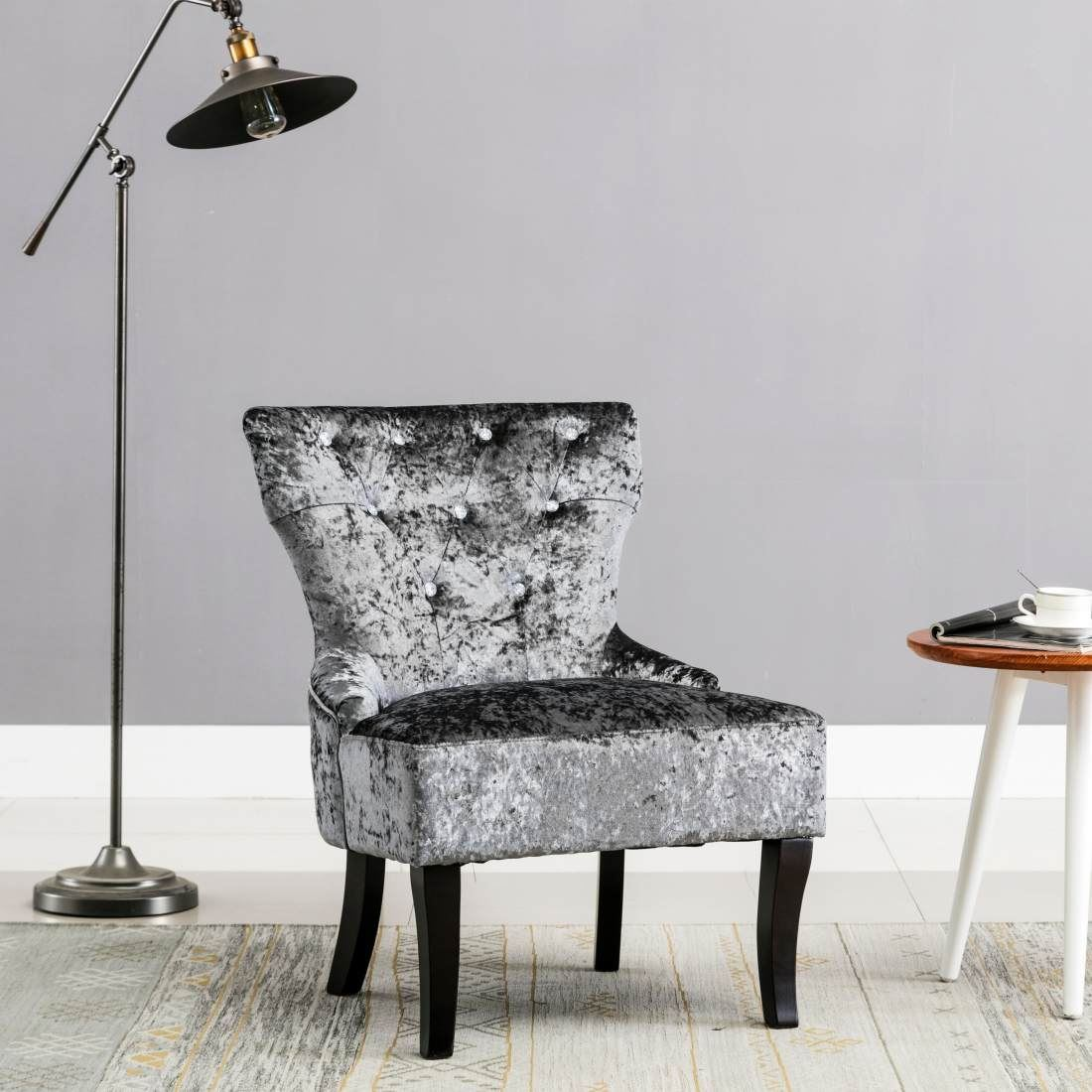 Rheya-Crushed-Velvet-Wing-Back-Occasional-Accent-Bedroom-Chair-Fabric-Tub