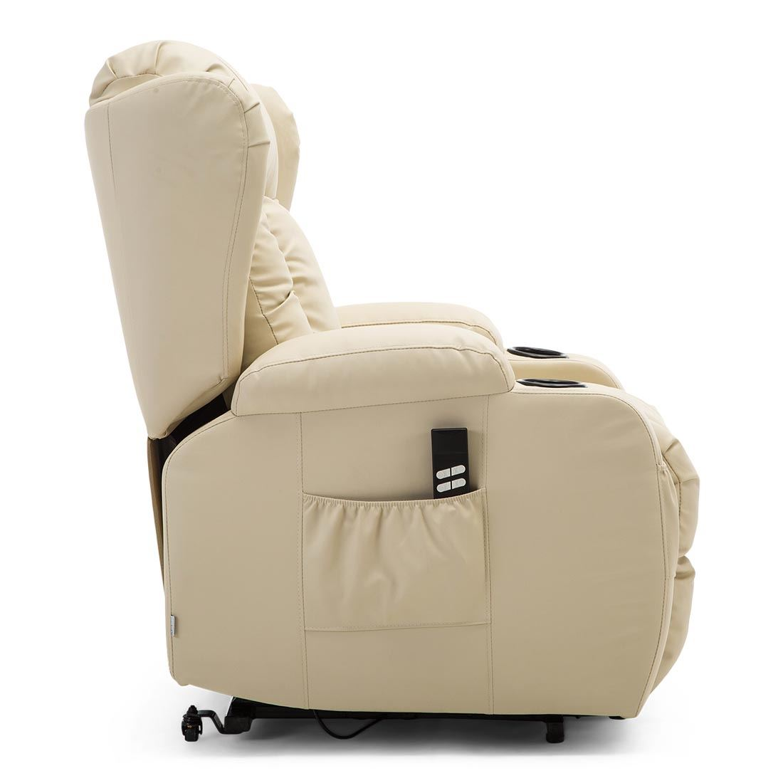 CAESAR-DUAL-MOTOR-RISER-RECLINER-LEATHER-MOBILITY-ARMCHAIR-MASSAGE-HEATED-CHAIR thumbnail 21