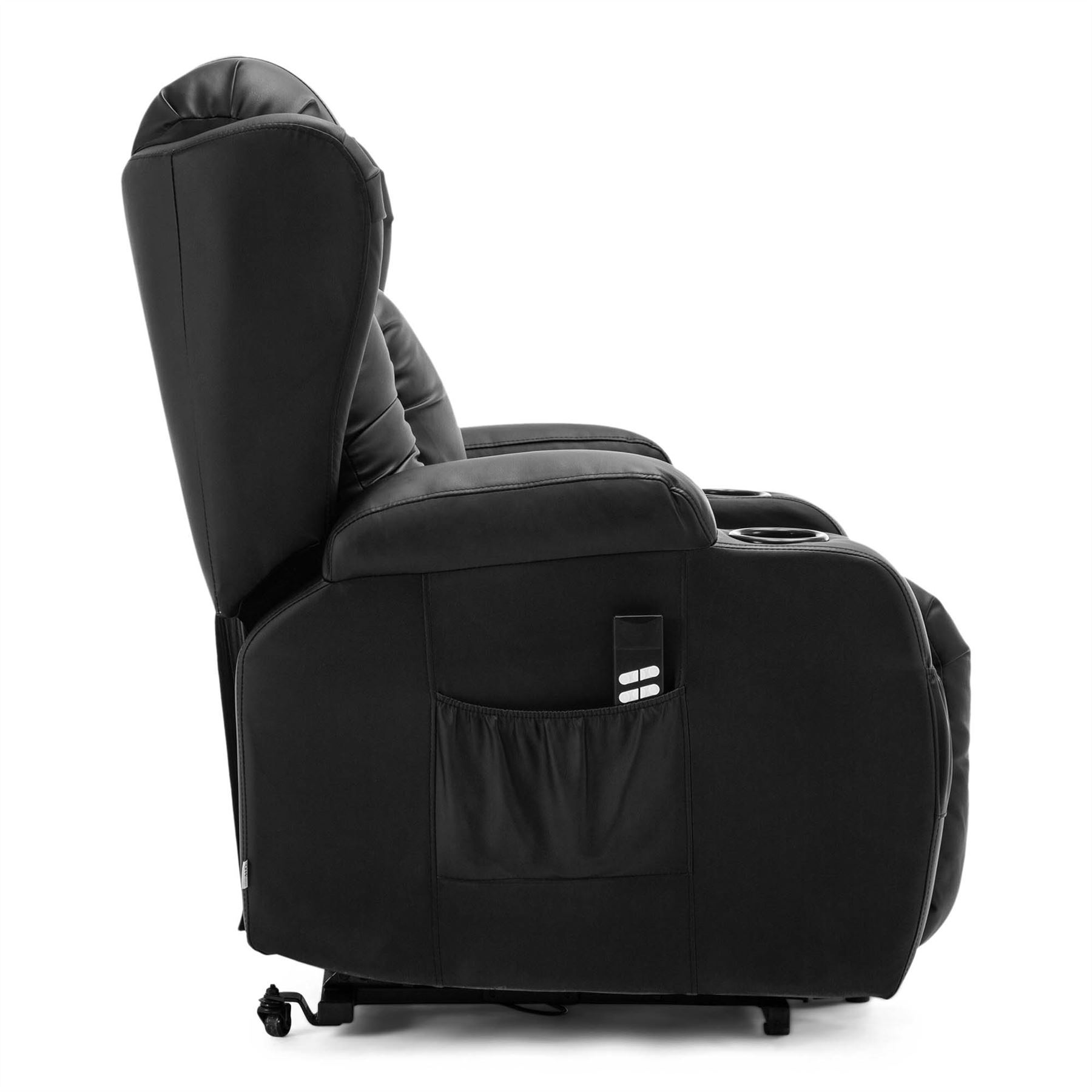 CAESAR-DUAL-MOTOR-RISER-RECLINER-LEATHER-MOBILITY-ARMCHAIR-MASSAGE-HEATED-CHAIR thumbnail 6