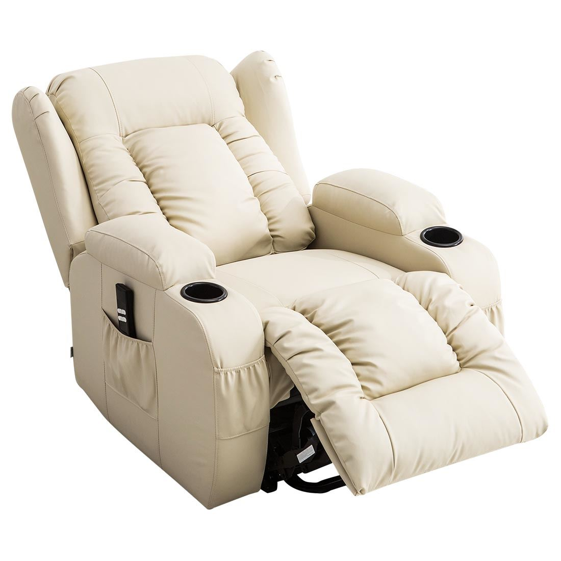 CAESAR-DUAL-MOTOR-RISER-RECLINER-LEATHER-MOBILITY-ARMCHAIR-MASSAGE-HEATED-CHAIR thumbnail 20