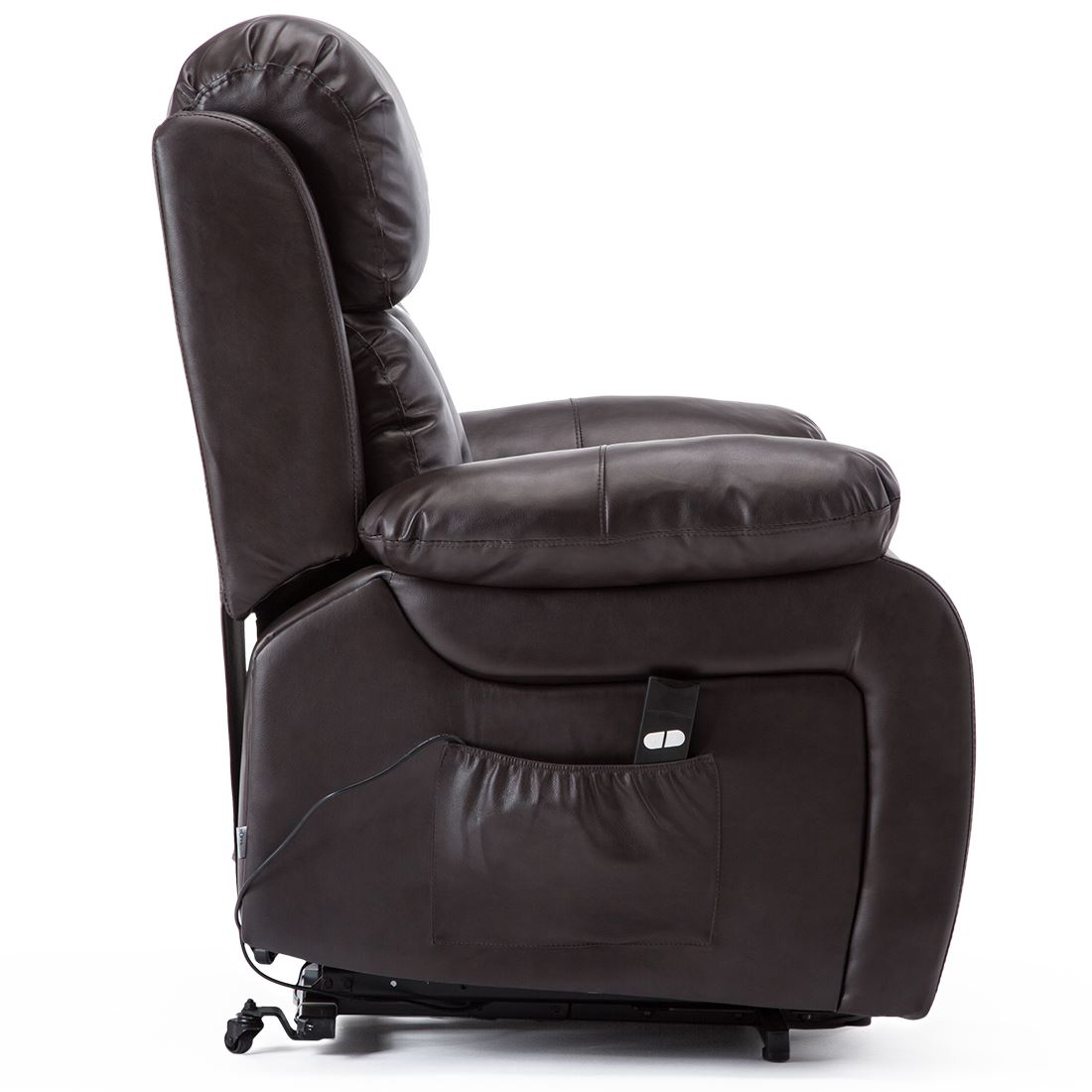CHESTER-ELECTRIC-RISE-LEATHER-RECLINER-POWER-ARMCHAIR-HEATED-MASSAGE-SOFA-CHAIR thumbnail 15