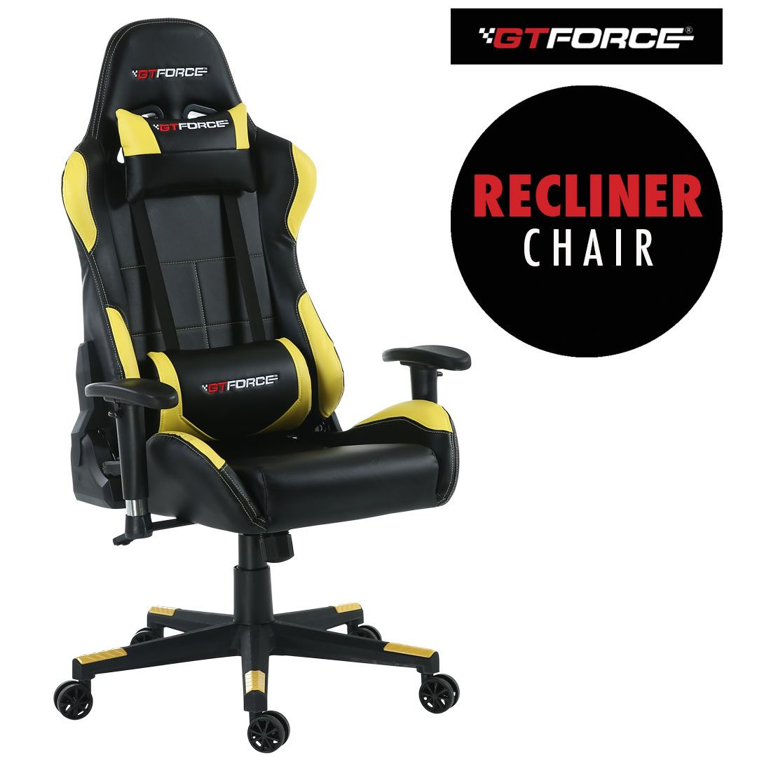 GTFORCE-PRO-SERIES-RECLINING-SPORTS-RACING-GAMING-OFFICE-DESK-CAR-LEATHER-CHAIR