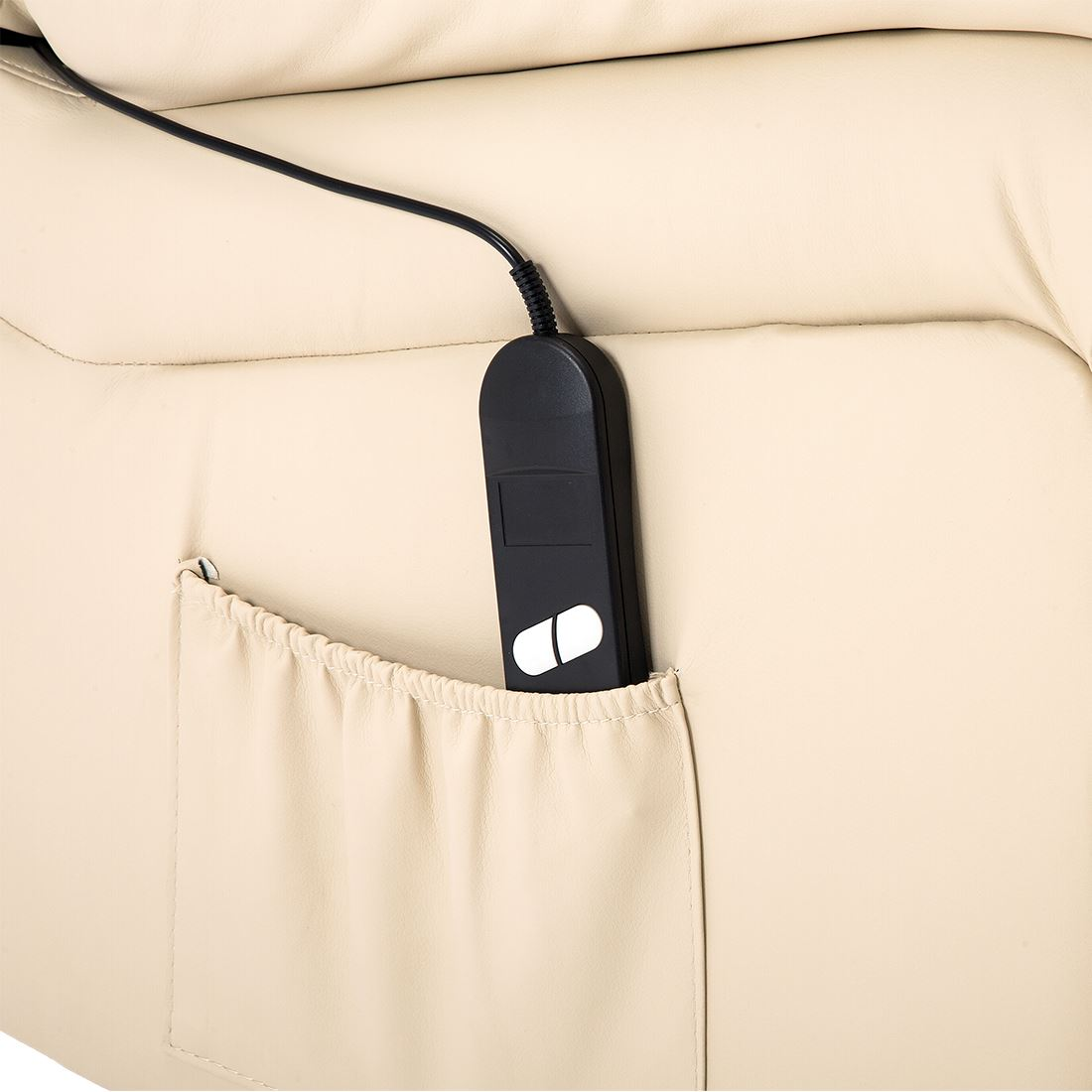 SEATTLE-ELECTRIC-RISE-REAL-LEATHER-RECLINER-ARMCHAIR-SOFA-HOME-LOUNGE-CHAIR thumbnail 28