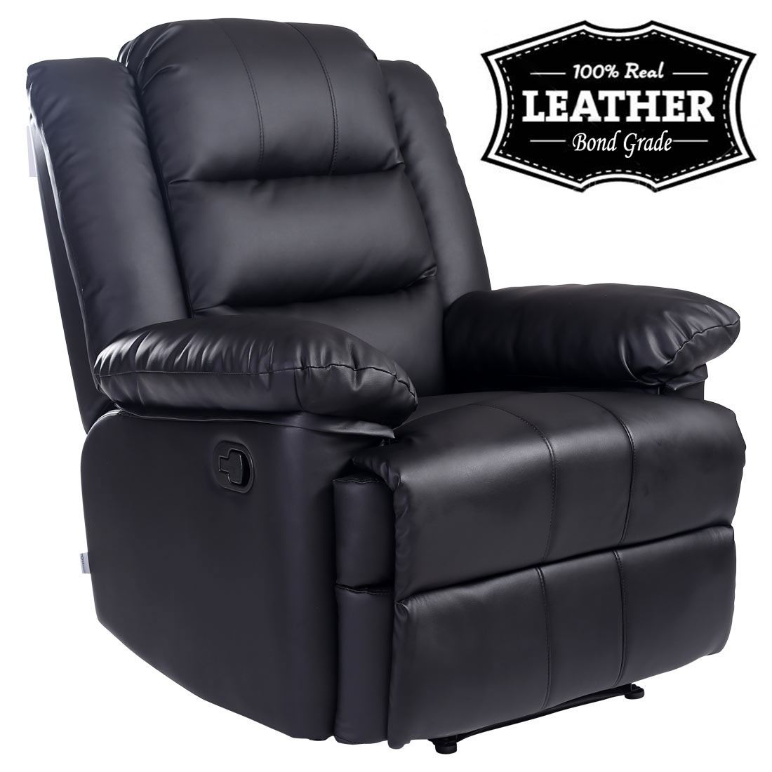 leather lounge armchair loxley leather recliner armchair sofa home lounge chair 16659 | 7e8a0dff 49d1 4647 b4f3 1287732ea3aa