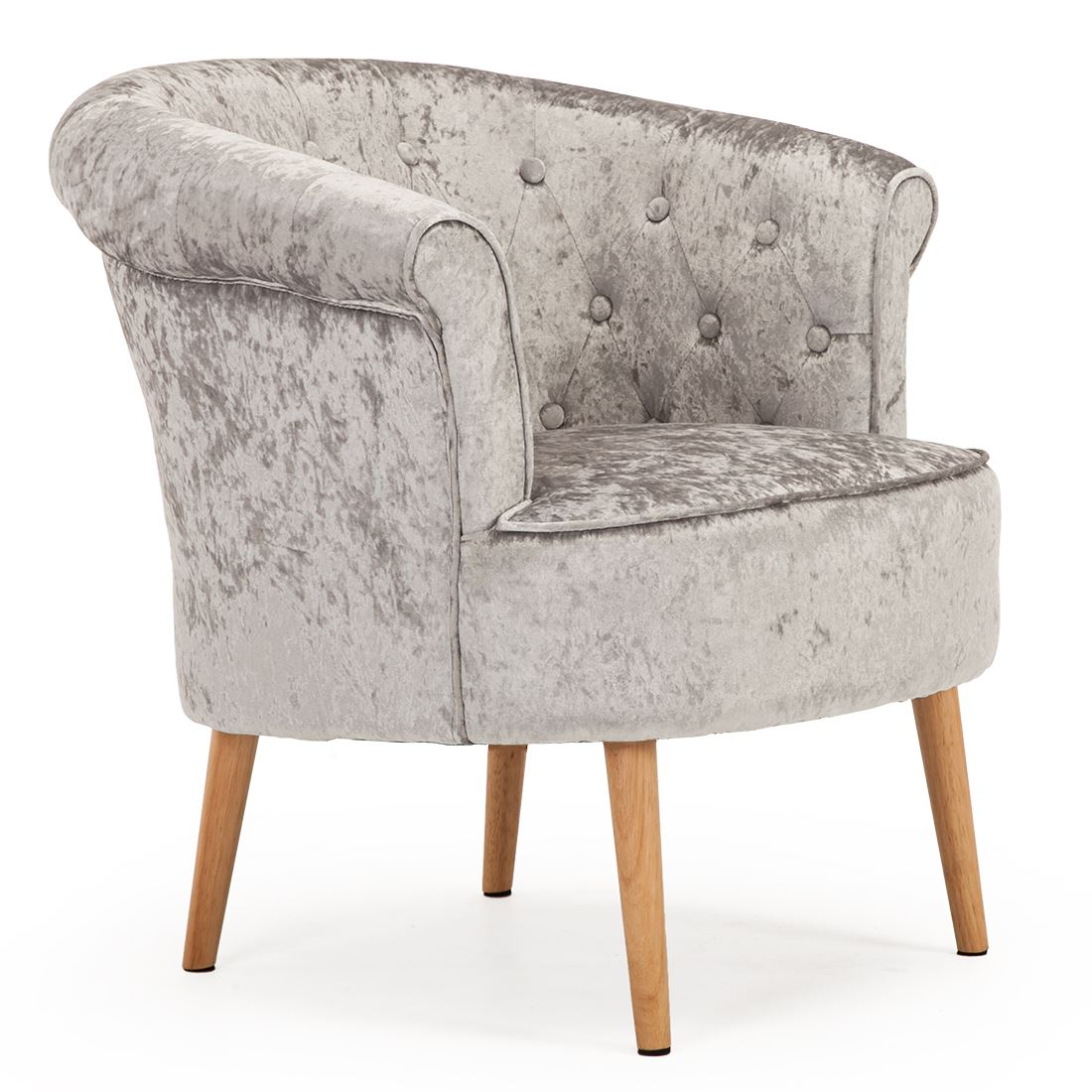Bedroom Chairs With Table Red Velvet Curtains Bedroom Anime Bedroom Drawing Newcastle United Bedroom Wallpaper: Dahlia Crushed Velvet Occasional Accent Bedroom Lounge Tub