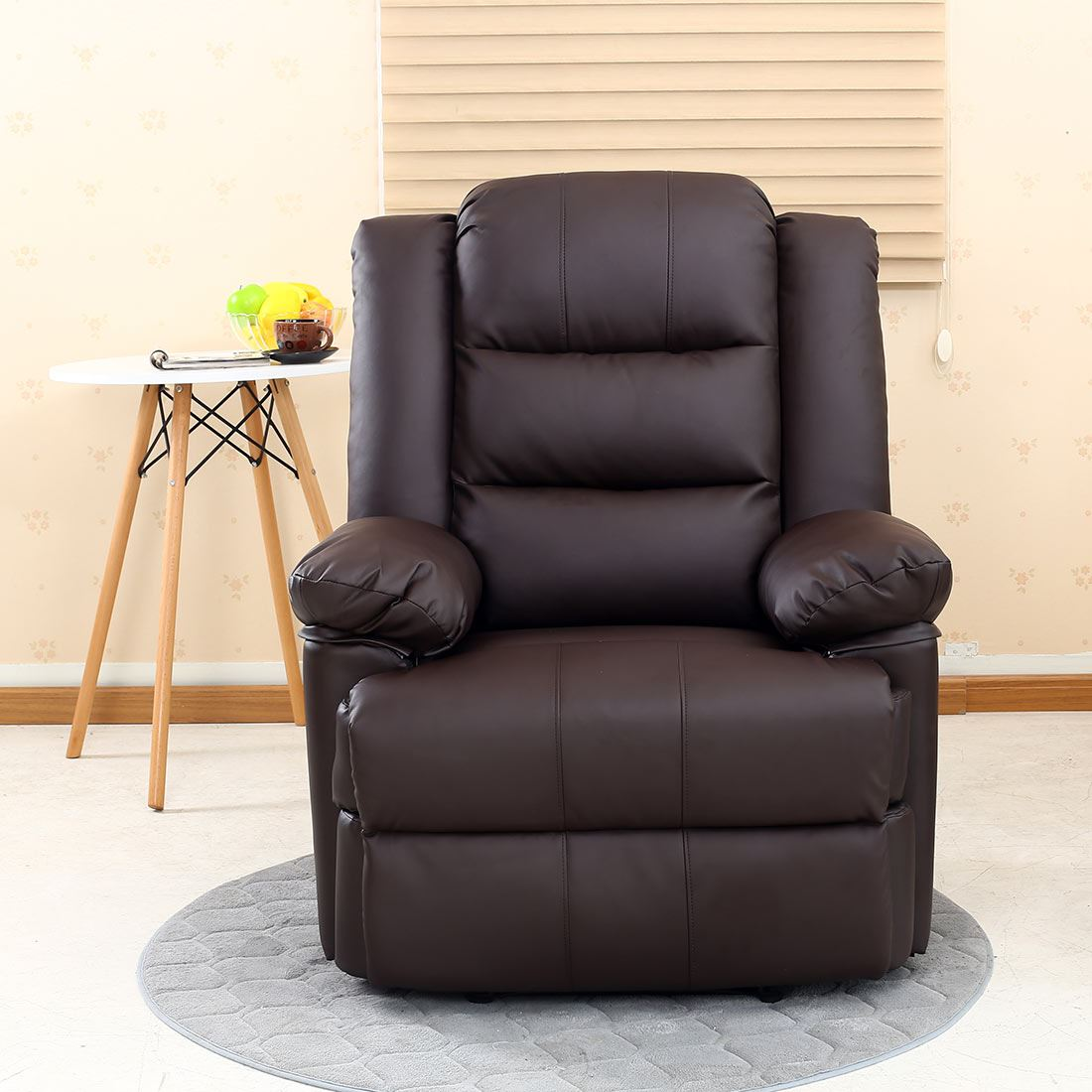 leather lounge armchair loxley leather recliner armchair sofa home lounge chair 16659 | 98a4b025 8ffc 42a6 b4d5 50fa15ee4a71