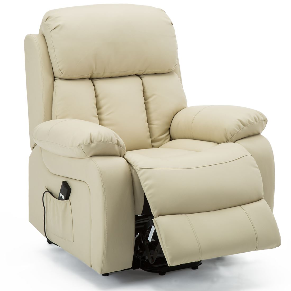 CHESTER-ELECTRIC-RISE-LEATHER-RECLINER-POWER-ARMCHAIR-HEATED-MASSAGE-SOFA-CHAIR thumbnail 22