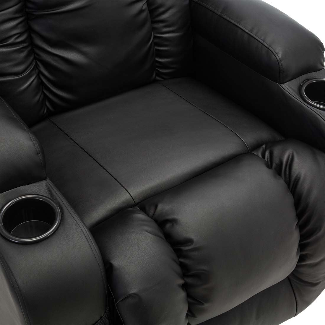CAESAR-DUAL-MOTOR-RISER-RECLINER-LEATHER-MOBILITY-ARMCHAIR-MASSAGE-HEATED-CHAIR thumbnail 7