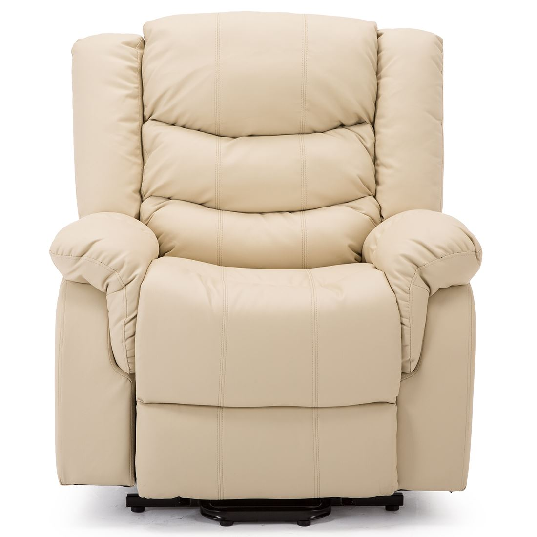 SEATTLE-ELECTRIC-RISE-REAL-LEATHER-RECLINER-ARMCHAIR-SOFA-HOME-LOUNGE-CHAIR thumbnail 22