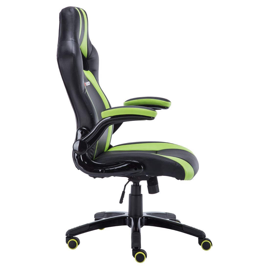 GTFORCE-ROADSTER-2-SPORT-RACING-CAR-OFFICE-CHAIR-LEATHER-ADJUSTABLE-GAMING-DESK