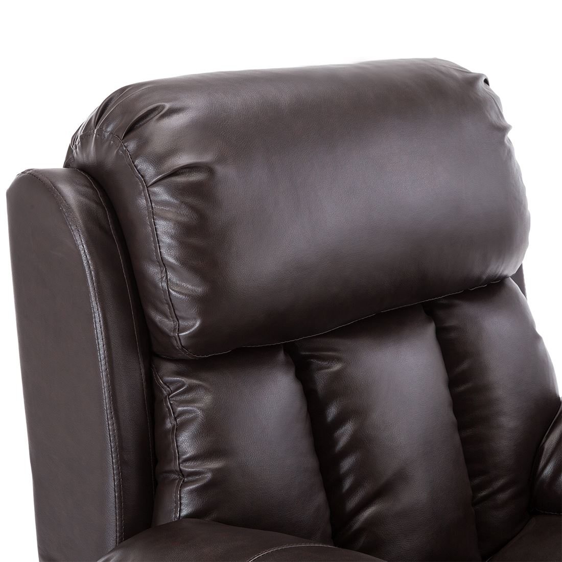 CHESTER-ELECTRIC-RISE-LEATHER-RECLINER-POWER-ARMCHAIR-HEATED-MASSAGE-SOFA-CHAIR thumbnail 16