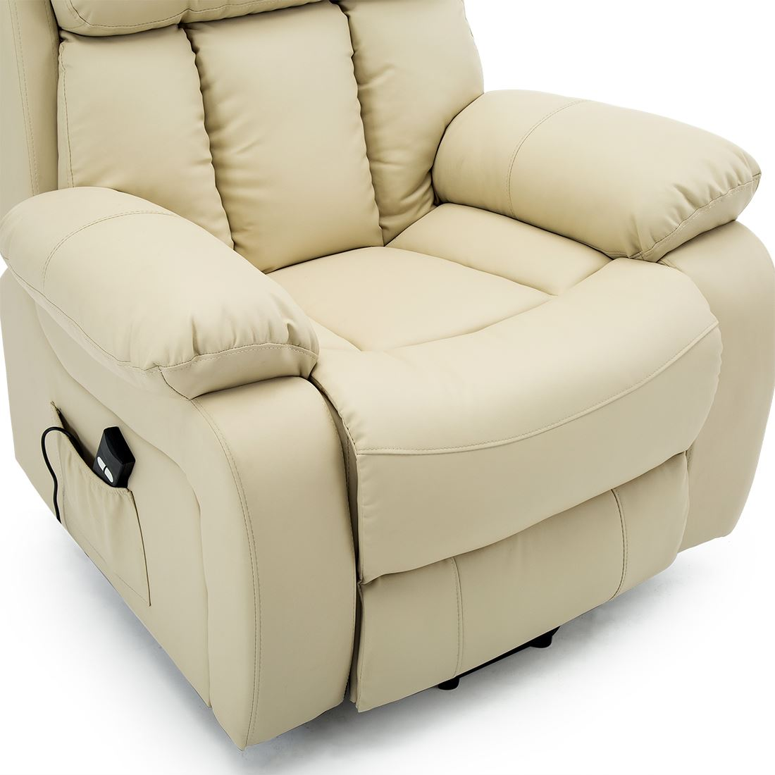 CHESTER-ELECTRIC-RISE-LEATHER-RECLINER-POWER-ARMCHAIR-HEATED-MASSAGE-SOFA-CHAIR thumbnail 25