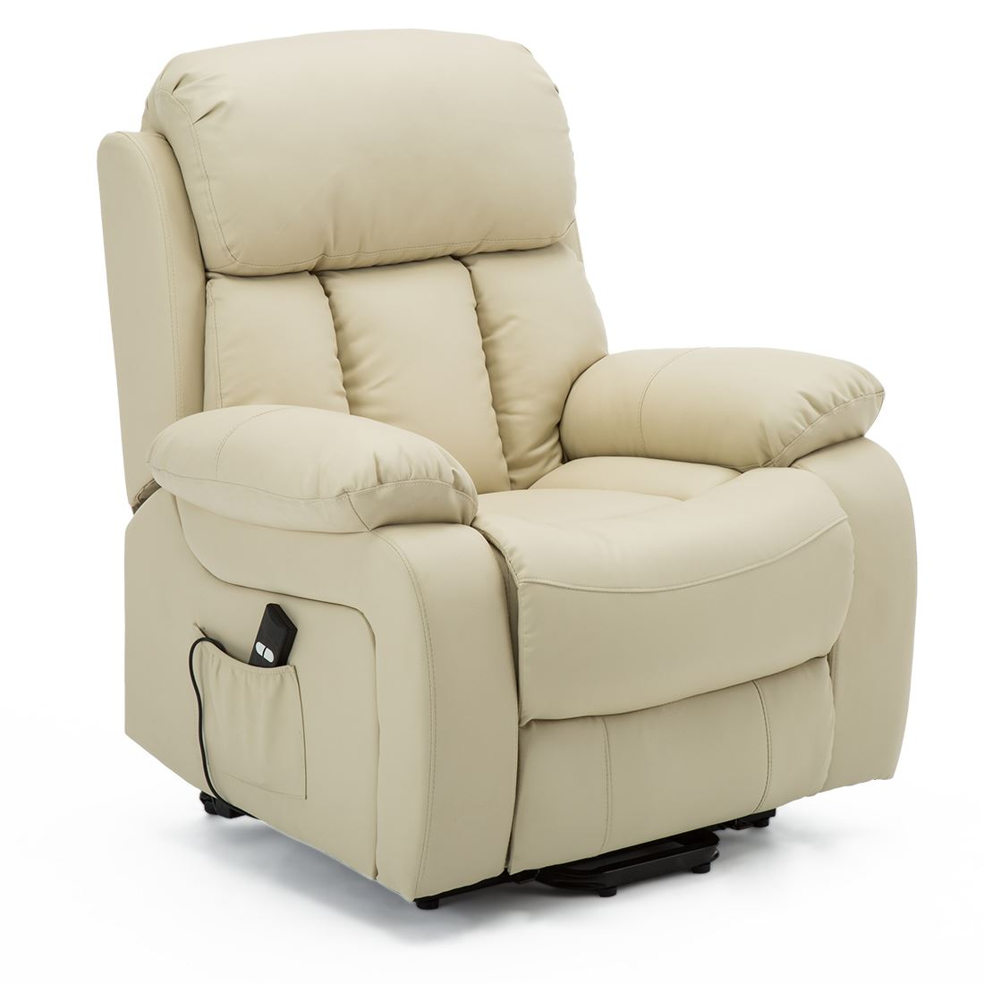 CHESTER-ELECTRIC-RISE-LEATHER-RECLINER-POWER-ARMCHAIR-HEATED-MASSAGE-SOFA-CHAIR thumbnail 21
