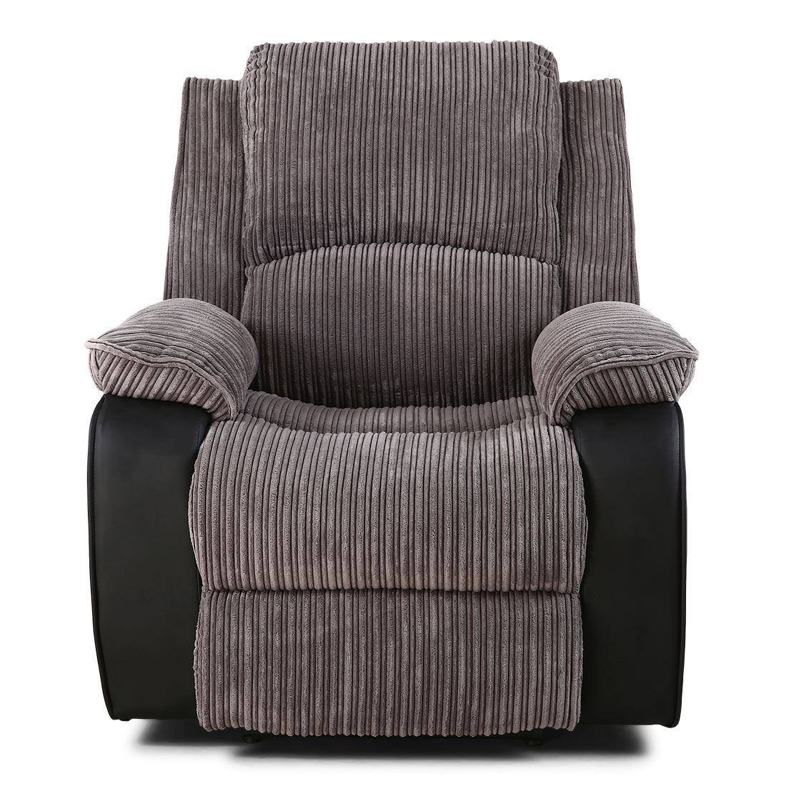 postana jumbo cord fabric power recliner armchair electric sofa reclining chair ebay. Black Bedroom Furniture Sets. Home Design Ideas