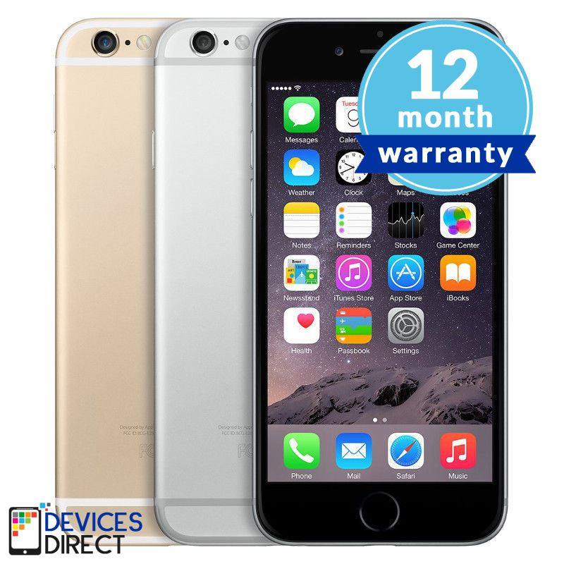 Used Apple Iphone  Gb Unlocked Ab