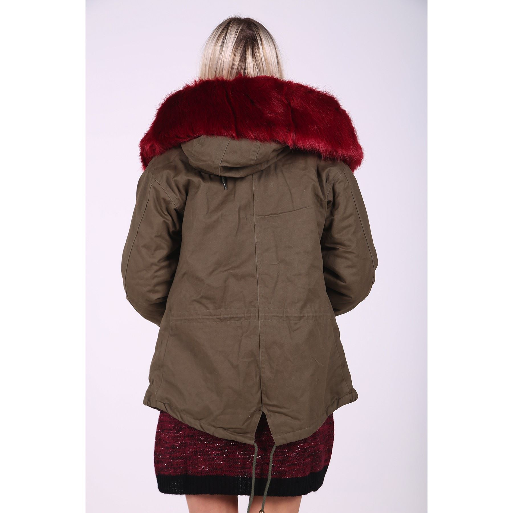 Faux Fur Hooded Jackets. Clothing. Women. Womens Coats & Jackets. Faux Fur Hooded Jackets. Showing 48 of results that match your query. Product - Womens Plus Size Warm Winter Loose Faux Fur Parka Coat Overcoat Long Sleeve Jacket Outwear Luxury .