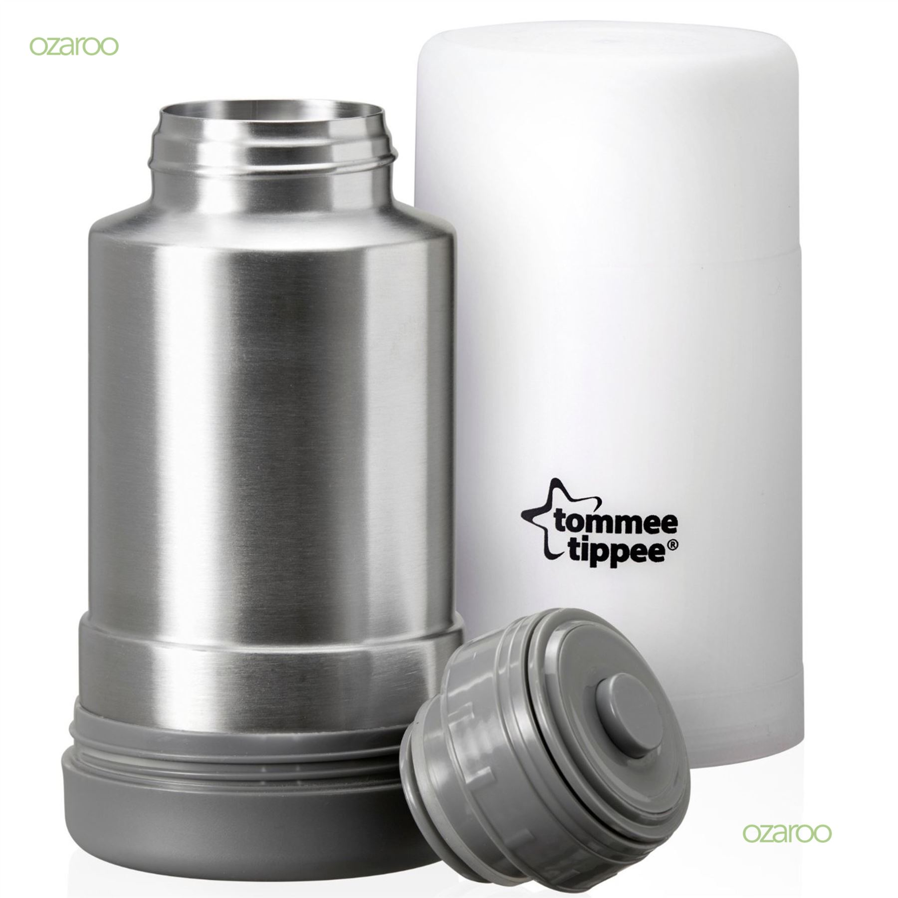 Tommee Tippee Closer To Nature Travel Bottle Food Warmer
