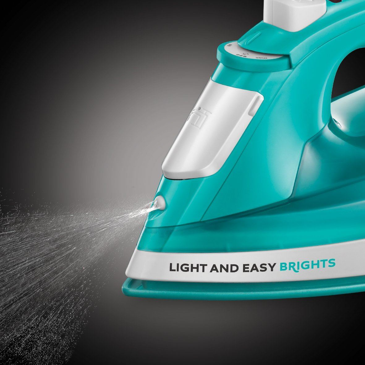Russell-Hobbs-24840-Light-amp-Easy-Brights-Steam-Iron-with-Ceramic-Soleplate-2400W thumbnail 8