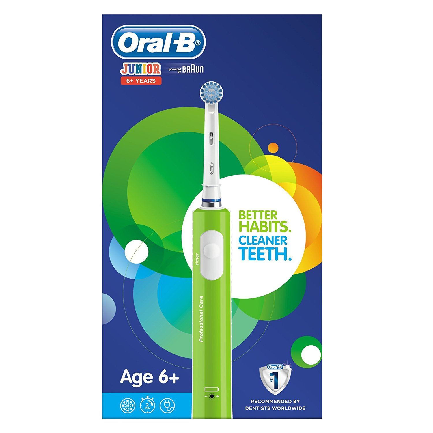 Buy Oral-B Smart Electric Toothbrush Twin Pack at Argos. Thousands of products for same day delivery £, or fast store collection.