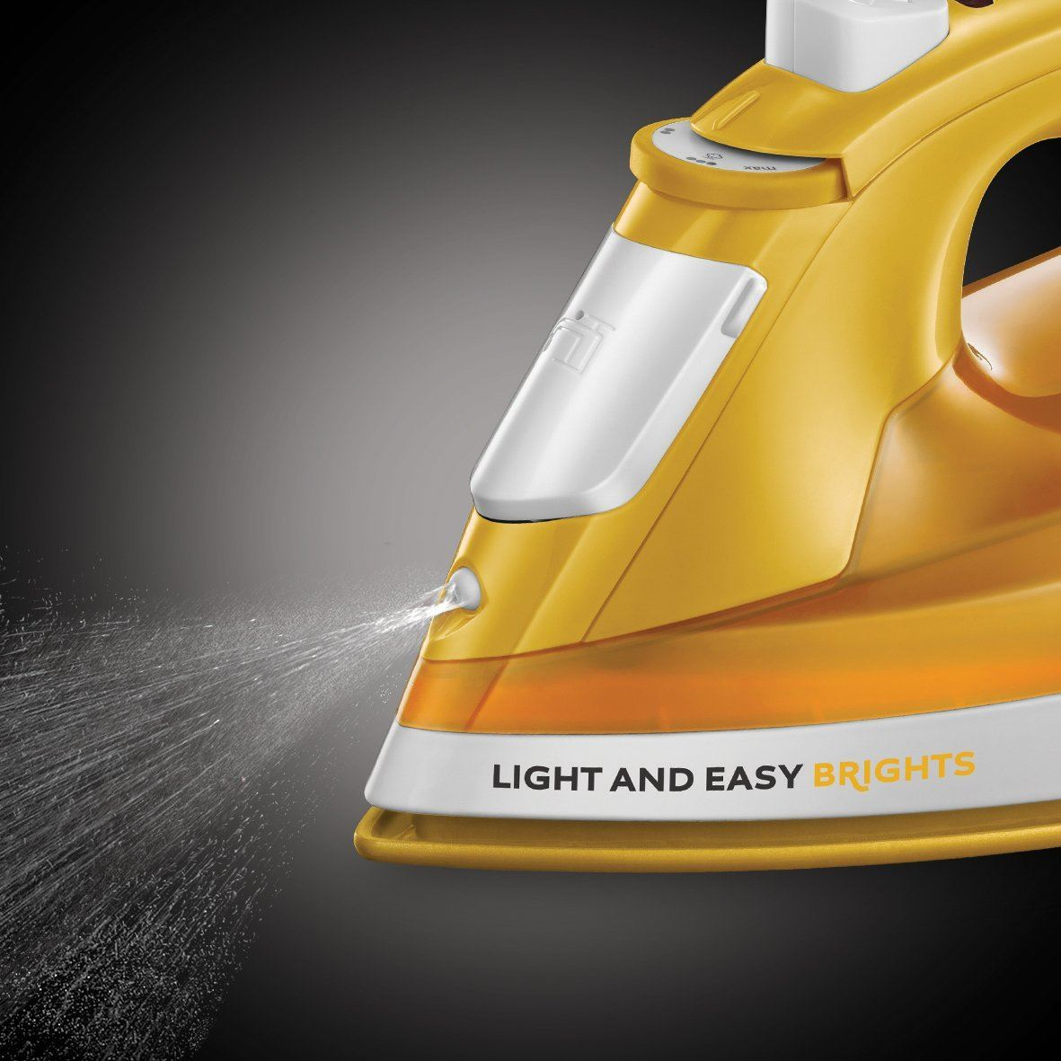 Russell-Hobbs-24840-Light-amp-Easy-Brights-Steam-Iron-with-Ceramic-Soleplate-2400W thumbnail 15