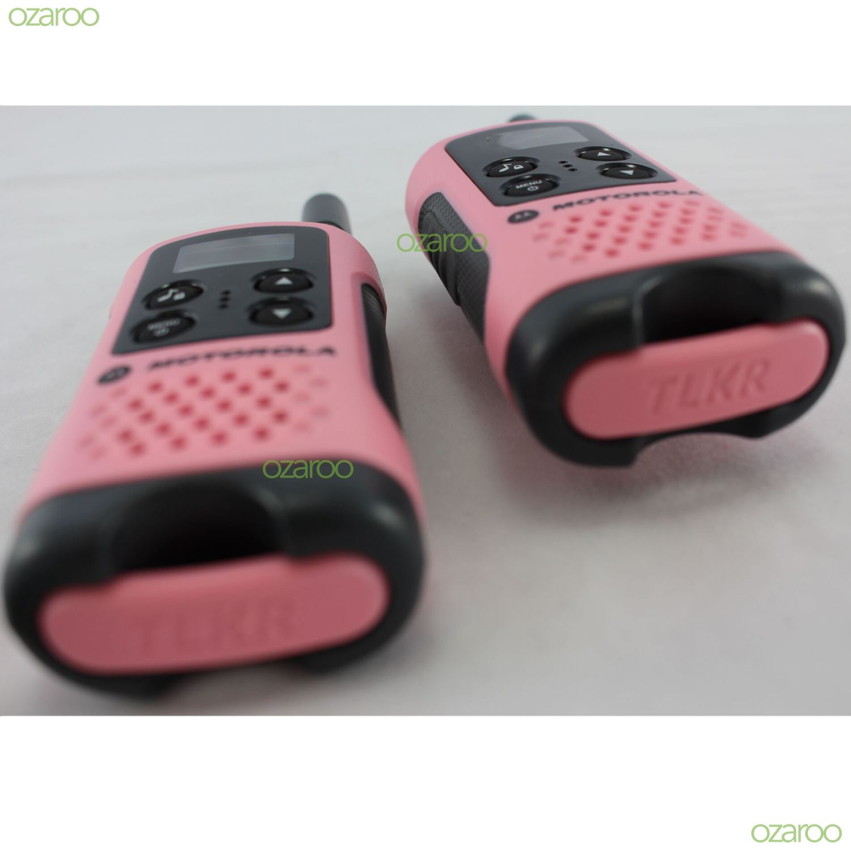 motorola walkie talkie radios manual