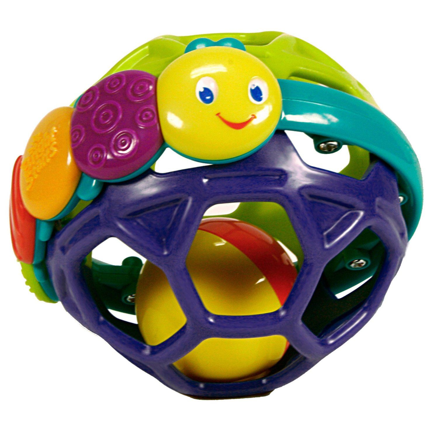 Stimulating Toys For Toddlers : Bright starts baby childrens flexi rattle textured soft