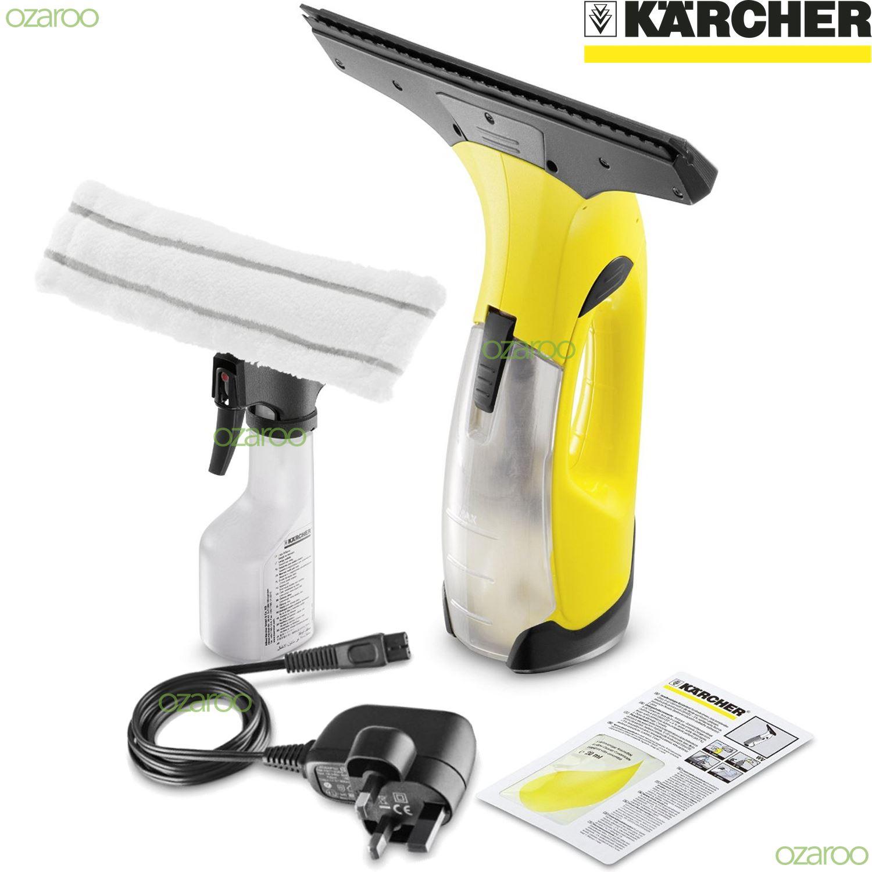karcher wv2 plus window vac vacuum cordless handheld glass