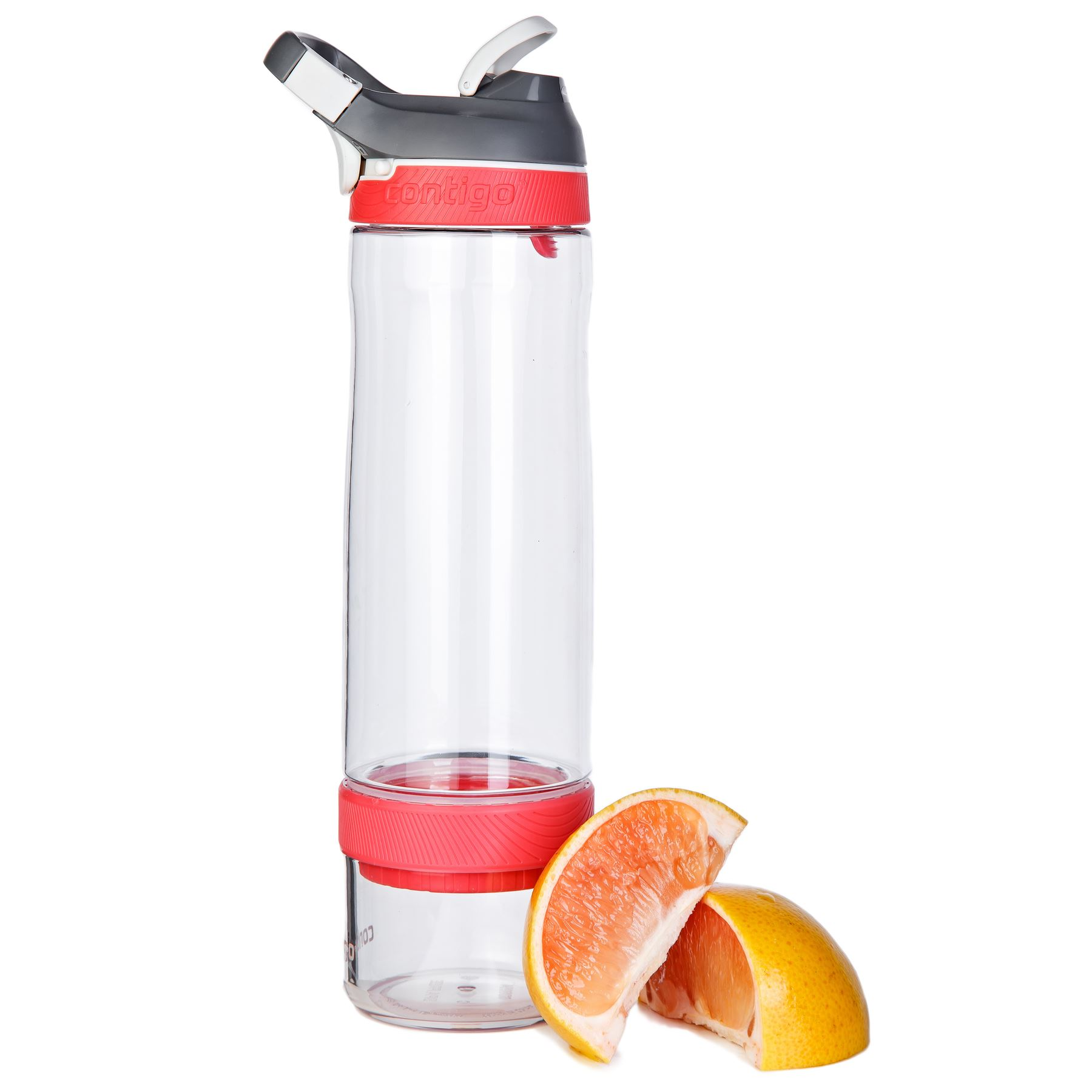 d4b103cb2b Contigo Cortland AutoSeal Infuser Water Bottle 770ml 26oz, Outdoor ...