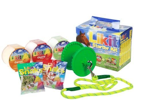 Likit - 6pc Starter Kit Green