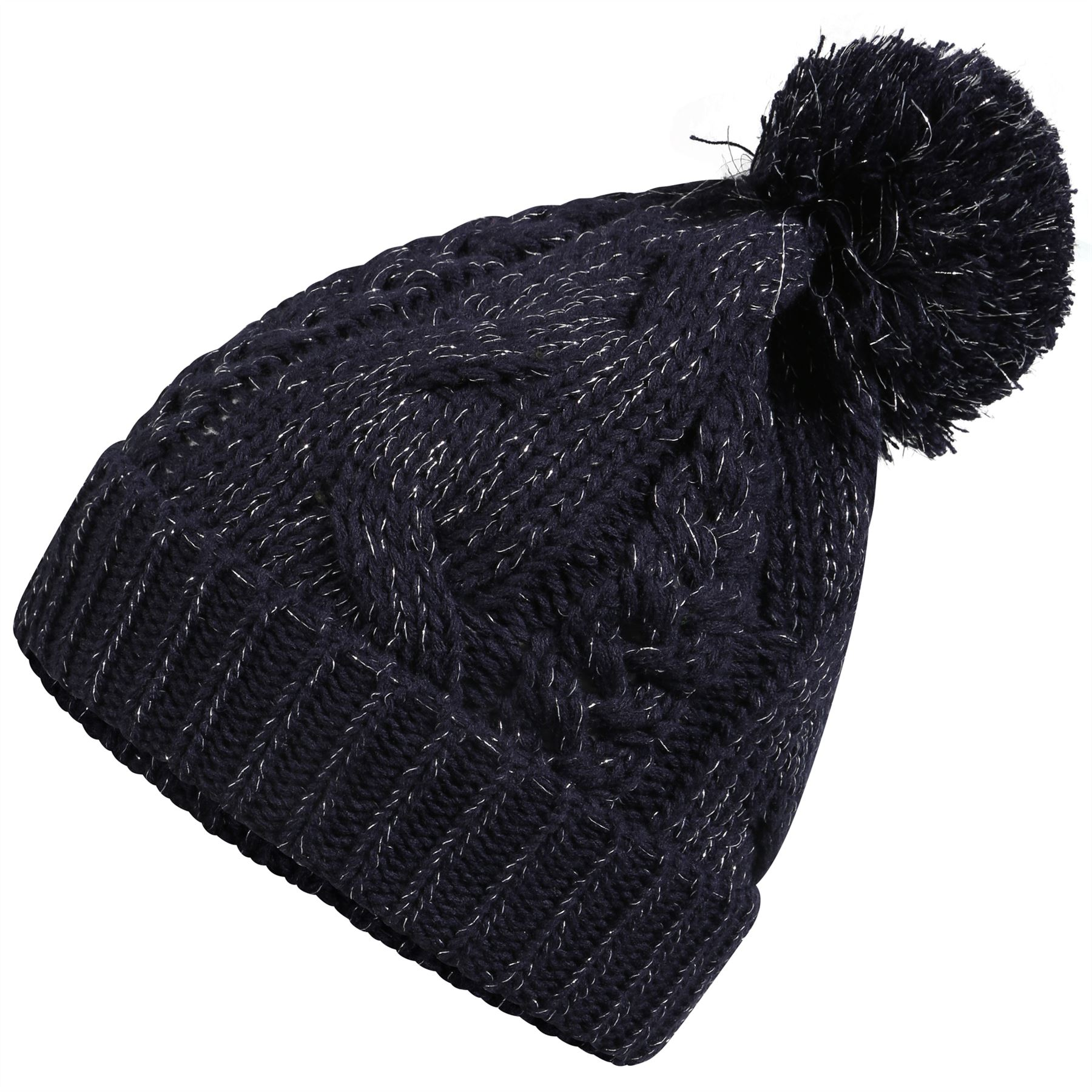 Pro Climate Womens Thinsulate Waterproof Knitted Pom Hat  adfeefe6b06