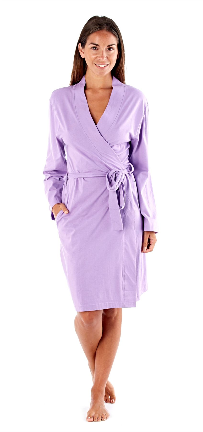 Buy Dressing gowns from the Womens department at Debenhams. You'll find the widest range of Dressing gowns products online and delivered to your door. Shop today! Black print jersey 'Sunlit Floral' kimono dressing gown Save. Was £ Now £ B by Ted Baker Grey hooded dressing gown Save. Was £ Now £.