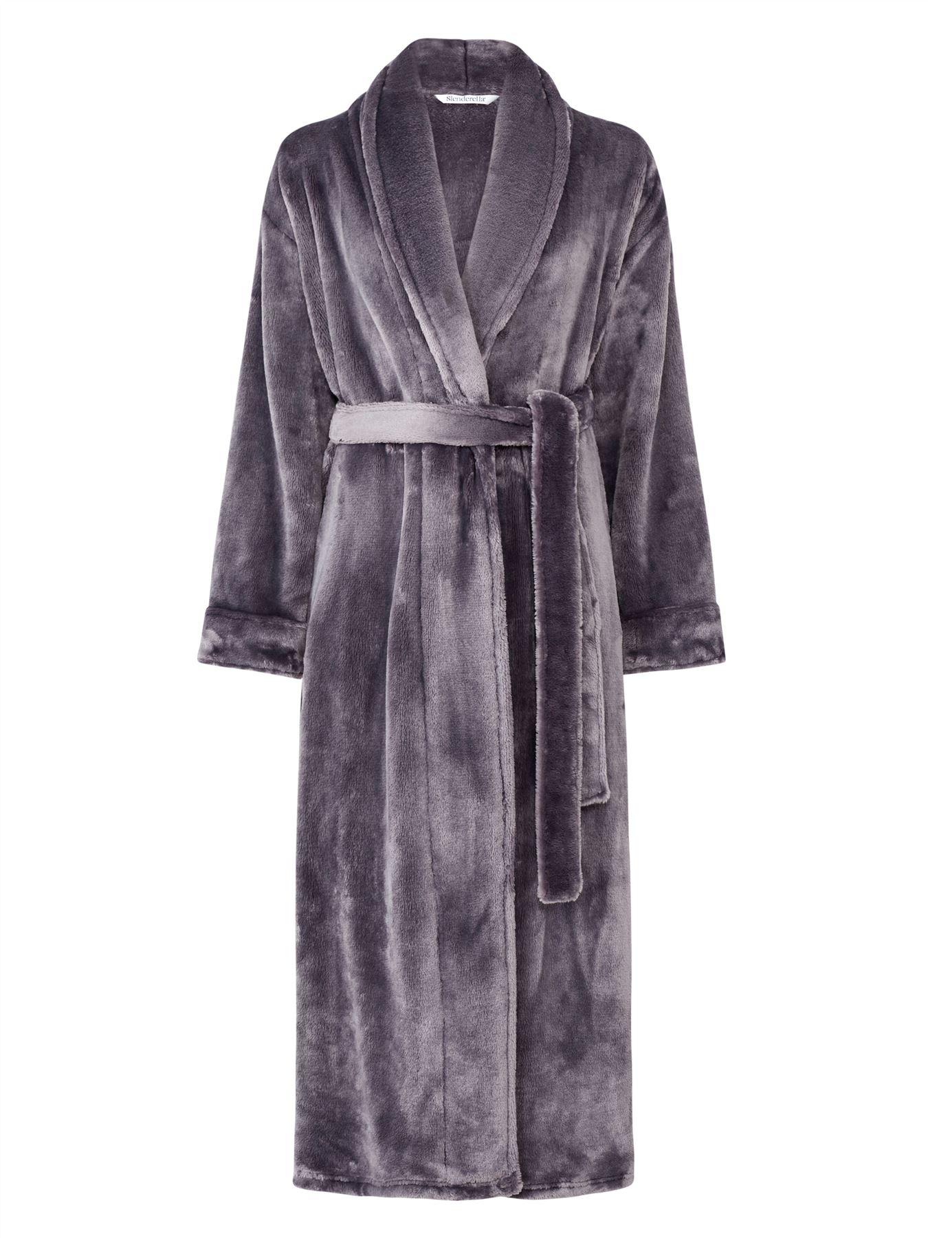 Slenderella-Womens-Housecoat-Luxury-Flannel-Warm-Fleece-Kkee-Lenght