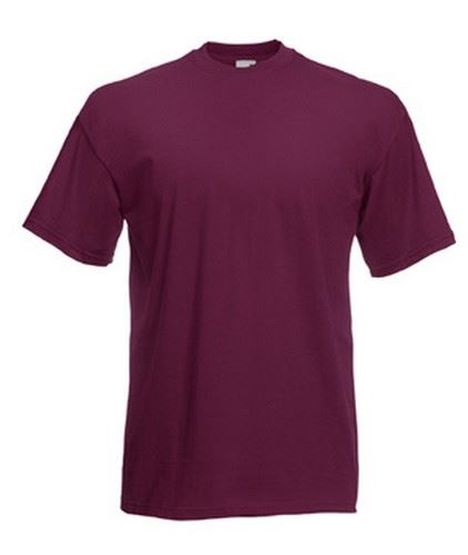 5-or-3-Pack-Mens-Fruit-Of-The-Loom-100-Cotton-Plain-Tee-shirt-T-Shirt-T-Shirt