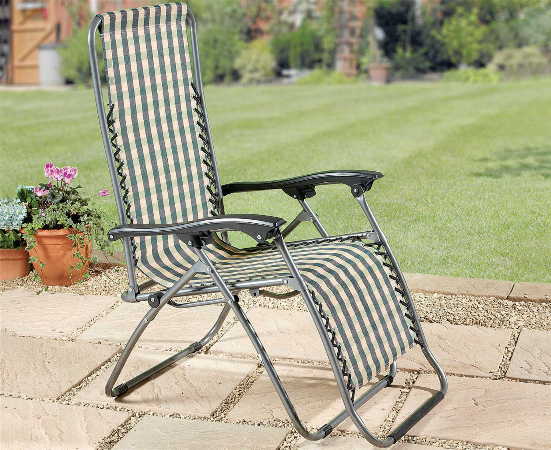 Easy-Riser-Recliner-Chair-Stool-Armchair-Outdoor-Garden- & Easy Riser Recliner Chair Stool Armchair Outdoor Garden Adjustable ...