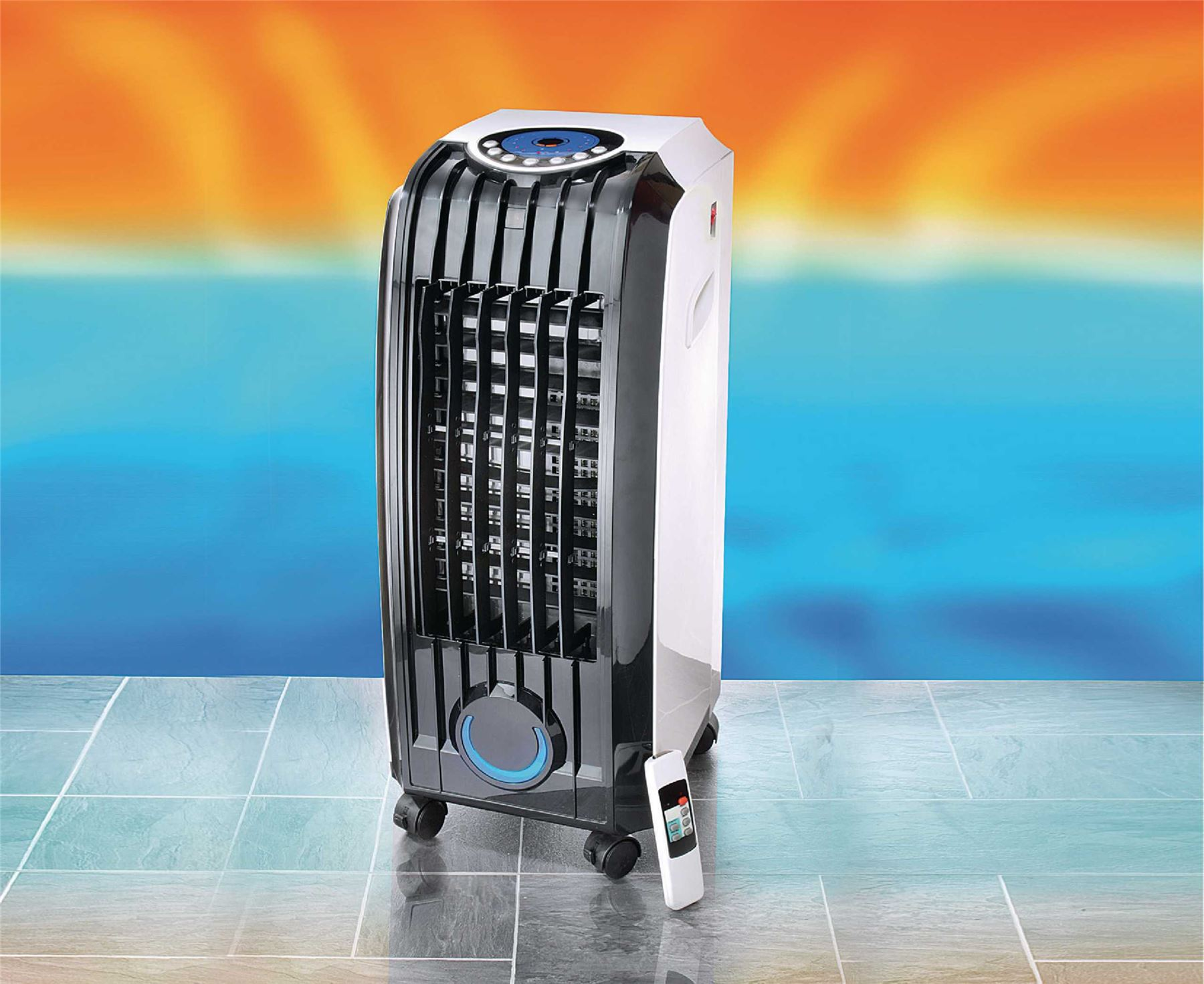 Evaporative Air Cooling : Neostar evaporative air cooler conditioner tower fan