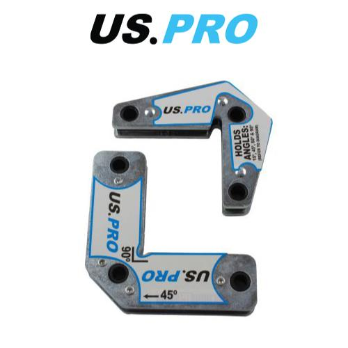 2pcs//Kit Multi-angle 30°60°45°90° Welding Magnets Holders Soldering Tools