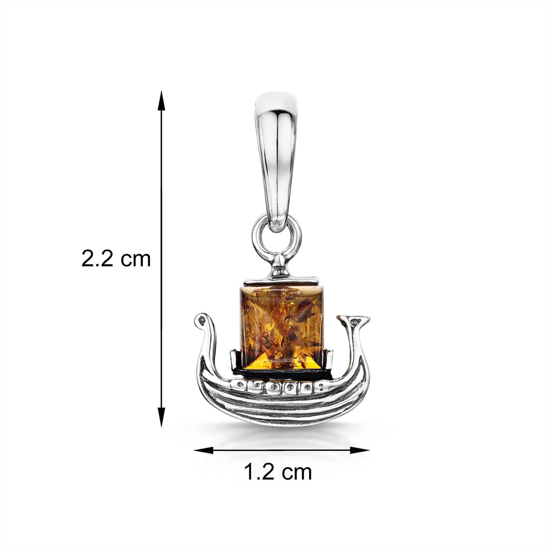 Amberta-Genuine-925-Sterling-Silver-Pendant-with-Natural-Baltic-Amber-Gemstone thumbnail 84