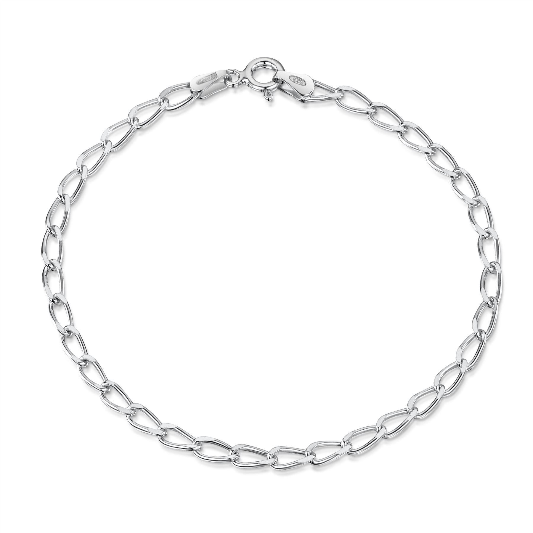 Amberta-Pulsera-en-Autentica-Plata-De-Ley-925-Brazalete-Precioso-para-Mujer miniatura 78